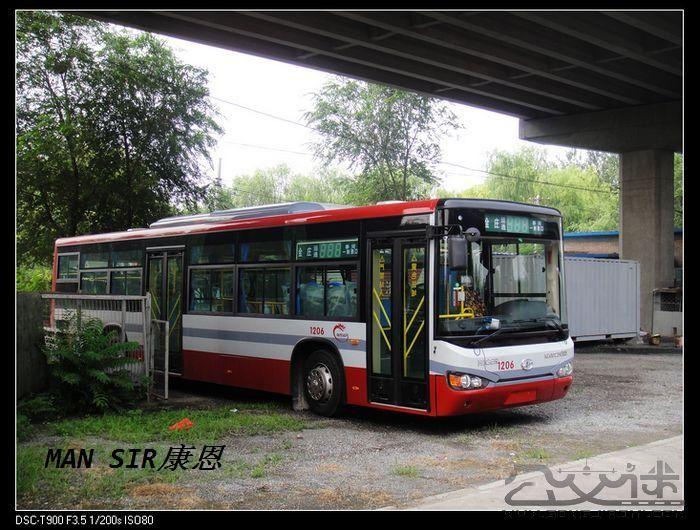网友爆料称公交运通115路将于月底换新车 图